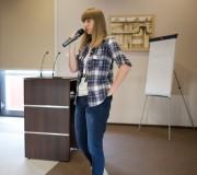 Agnieszka opowiada o wielojęzykowych blogach